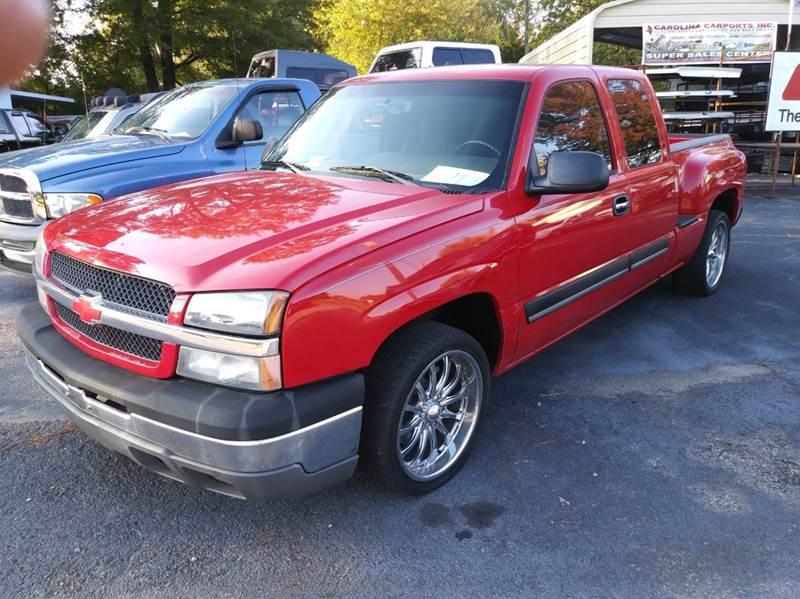 2005 Chevrolet Silverado 1500 for sale at Southern Auto Sales Inc - Southern Auto & Cap Sales Inc in Hopewell VA
