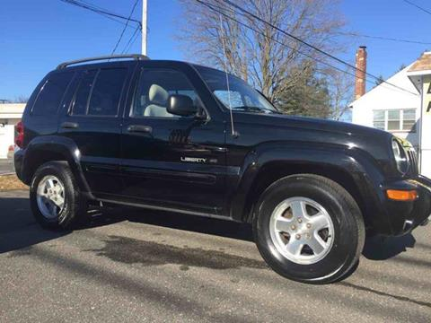 2002 Jeep Liberty for sale in Sicklerville, NJ