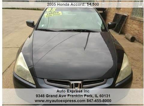 2005 Honda Accord for sale in Franklin Park, IL
