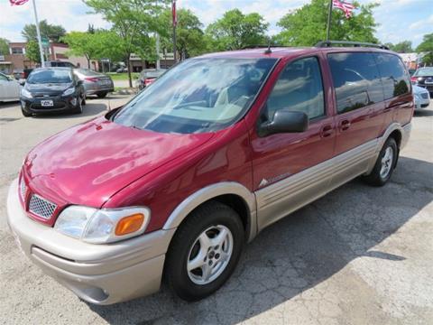 2004 Pontiac Montana for sale in Wayne, MI