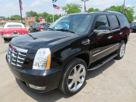 2007 Cadillac Escalade for sale in Wayne, MI