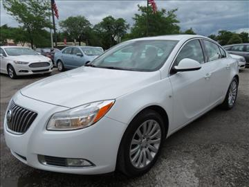 2011 Buick Regal for sale in Wayne, MI