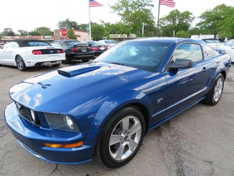 2007 Ford Mustang for sale in Wayne, MI