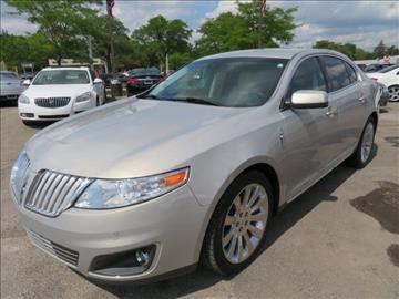 2013 Lincoln MKS for sale in Wayne, MI