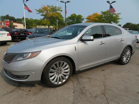 2013 Lincoln MKS for sale in Wayne, MI