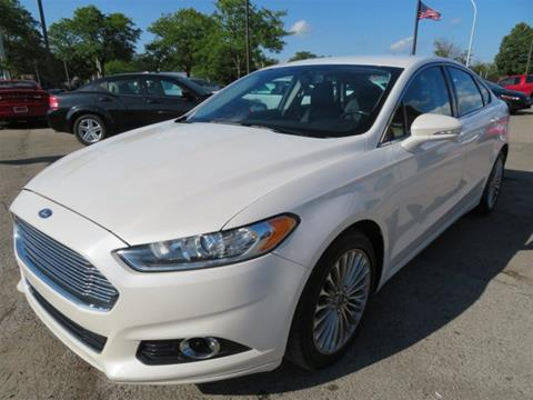 2013 Ford Fusion for sale in Wayne, MI