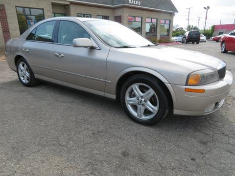 2001 Lincoln LS for sale in Wayne, MI