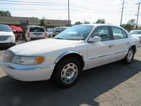 1998 Lincoln Continental for sale in Wayne, MI