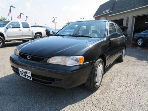 1998 Toyota Corolla for sale in Wayne, MI