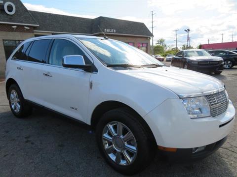 2009 Lincoln MKX for sale in Wayne, MI