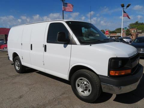 2013 Chevrolet Express Cargo for sale in Wayne, MI