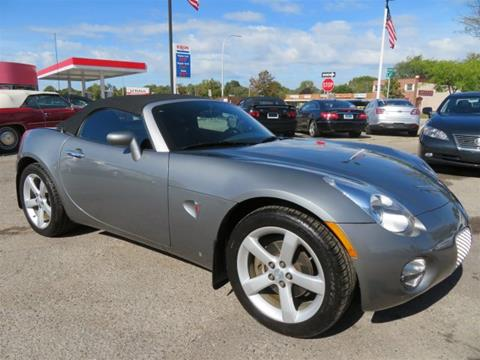 2006 Pontiac Solstice for sale in Wayne, MI