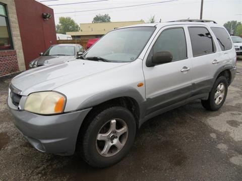 2001 Mazda Tribute for sale in Wayne, MI