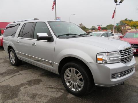 2012 Lincoln Navigator L for sale in Wayne, MI