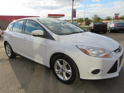 2013 Ford Focus for sale in Wayne, MI