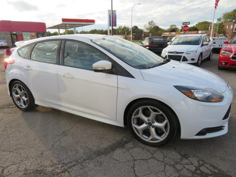 2014 Ford Focus for sale in Wayne, MI