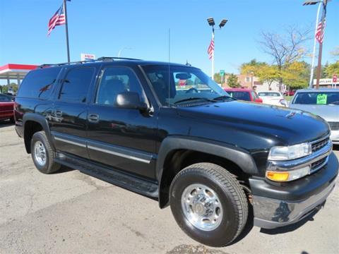 2005 Chevrolet Suburban for sale in Wayne, MI