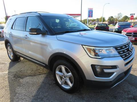 2016 Ford Explorer for sale in Wayne, MI
