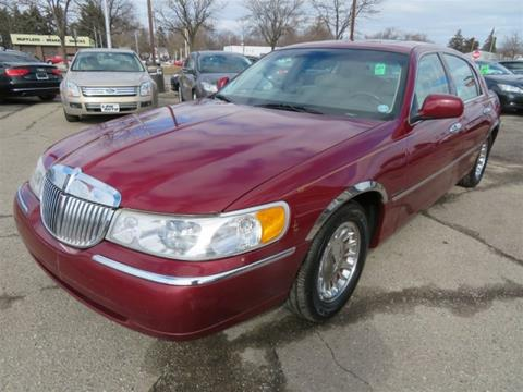 1999 Lincoln Town Car For Sale In Caldwell Id Carsforsale Com