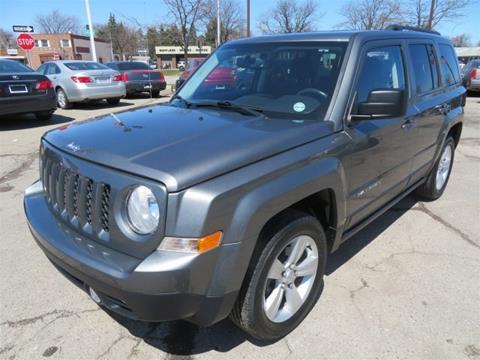 2014 Jeep Patriot for sale in Wayne, MI