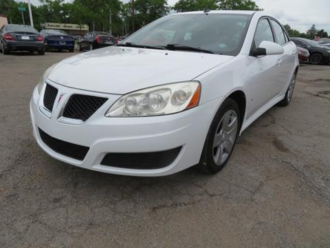 2009 Pontiac G6 for sale in Wayne, MI