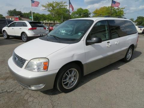 2005 Ford Freestar for sale in Wayne, MI