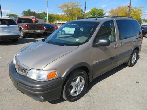 2003 Pontiac Montana for sale in Wayne, MI