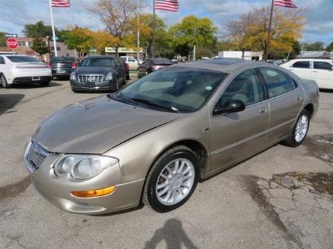 2002 Chrysler 300M for sale in Wayne, MI