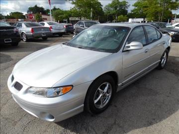 2002 Pontiac Grand Prix for sale in Wayne, MI