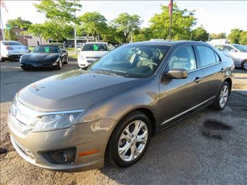 2012 Ford Fusion for sale in Wayne, MI