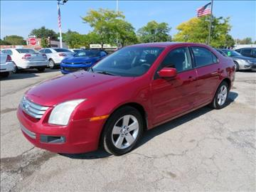 2006 Ford Fusion for sale in Wayne, MI