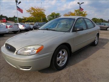 2005 Ford Taurus for sale in Wayne, MI