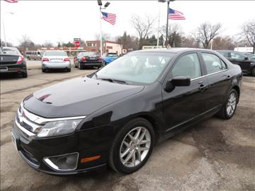 2010 Ford Fusion for sale in Wayne, MI