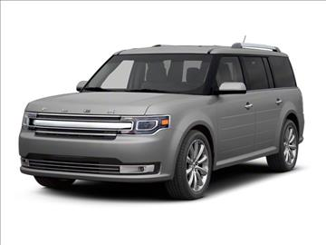 2013 Ford Flex for sale in Wayne, MI