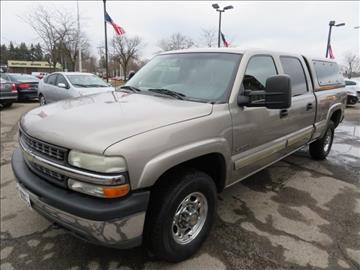 2001 Chevrolet Silverado 1500HD for sale in Wayne, MI