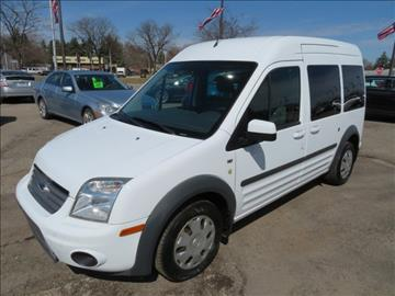 2012 Ford Transit Connect for sale in Wayne, MI