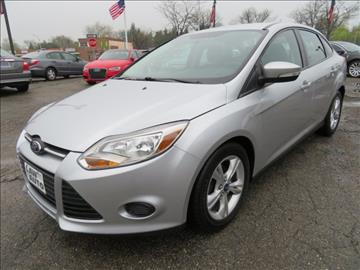 2013 Ford Focus for sale in Wayne, MI