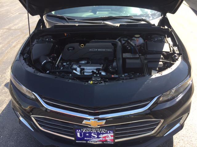 2016 Chevrolet Malibu LS 4dr Sedan - Rockford IL