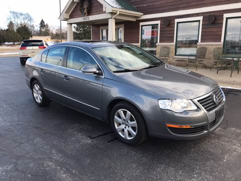 2006 Volkswagen Passat for sale at Auto Outlets USA in Rockford IL