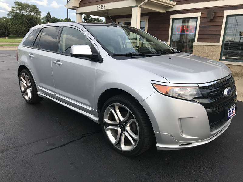 Ford Edge For Sale At Auto Outlets Usa In Rockford Il