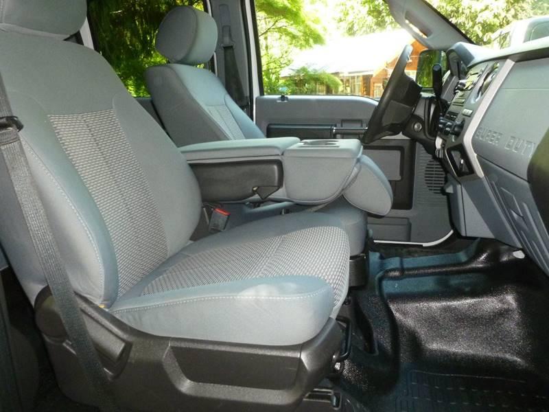 2015 Ford F-350 Super Duty 4x4 XLT 4dr Crew Cab 8 ft. LB SRW Pickup - Portland OR
