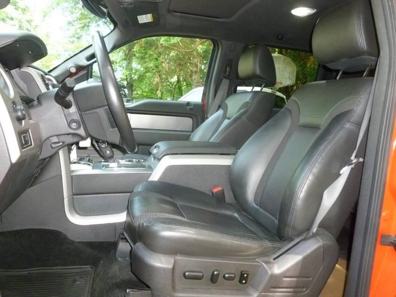 2011 Ford F-150 4x4 SVT Raptor 4dr SuperCrew Styleside 5.5 ft. SB - Portland OR