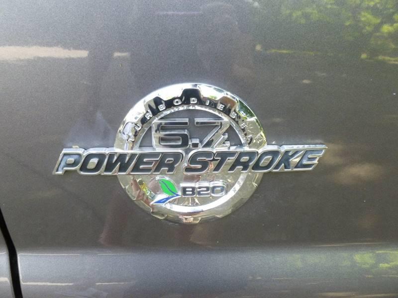 2012 Ford F-350 Super Duty 4x4 Lariat 4dr Crew Cab 8 ft. LB SRW Pickup - Portland OR