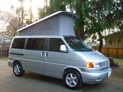 2003 Volkswagen EuroVan for sale in Portland, OR