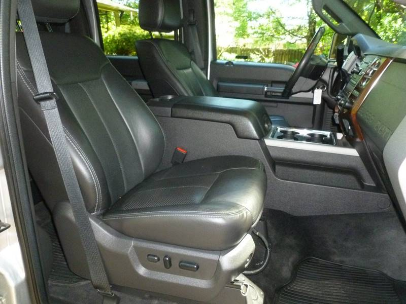 2012 Ford F-350 Super Duty 4x4 Lariat 4dr Crew Cab 6.8 ft. SB SRW Pickup - Portland OR