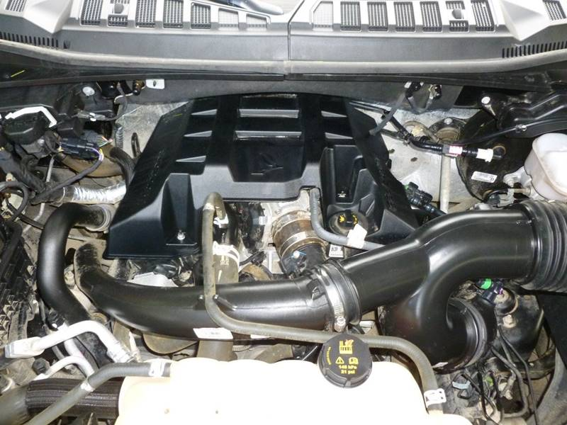 2015 Ford F-150 4x4 Lariat 4dr SuperCrew 5.5 ft. SB - Portland OR