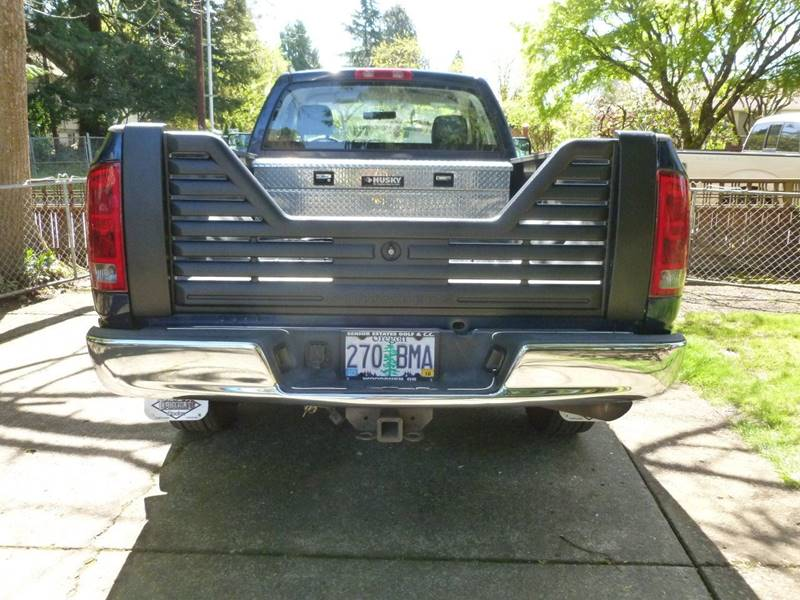 2004 Dodge Ram Pickup 2500 2dr Regular Cab ST Rwd LB - Portland OR