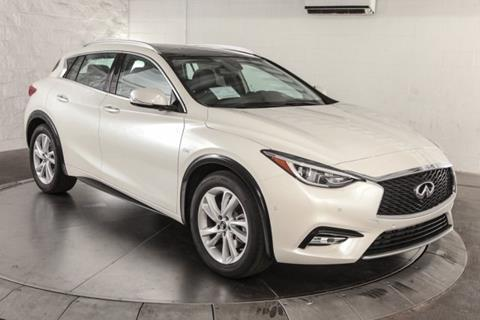 2018 Infiniti QX30 for sale in Austin, TX