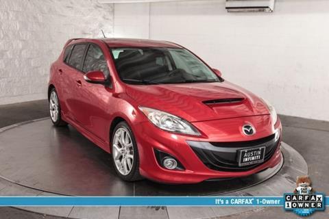 2011 Mazda MAZDASPEED3 for sale in Austin, TX
