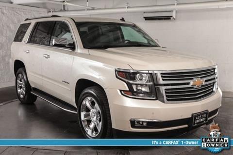 2015 Chevrolet Tahoe for sale in Austin, TX